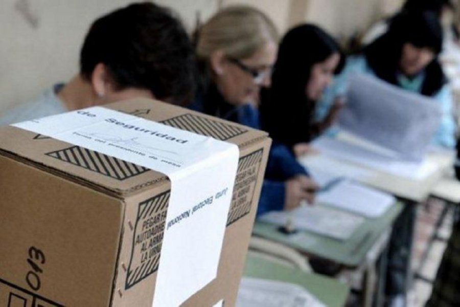 Comenzó la convocatoria a las autoridades de mesa para las legislativas