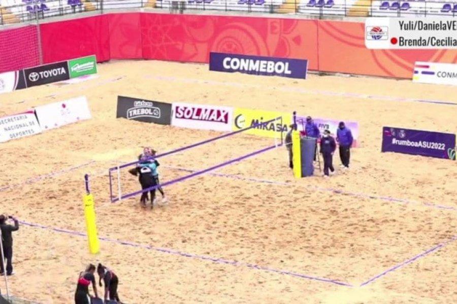 El beach volley de Argentina estará en los Juegos Olímpicos de Tokio 2020