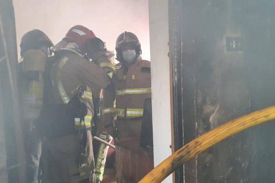 Corrientes: Un bebé murió tras el incendio de una vivienda