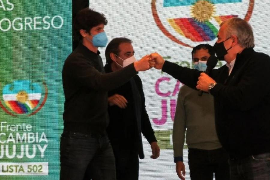 Con su triunfo electoral en Jujuy, Morales fortalece al radicalismo en la interna nacional de Juntos por el Cambio