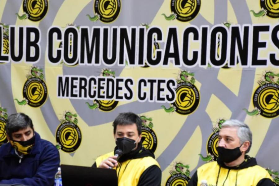 Comunicaciones oficializó la continuidad de Rearte y anunció la llegada de un extranjero
