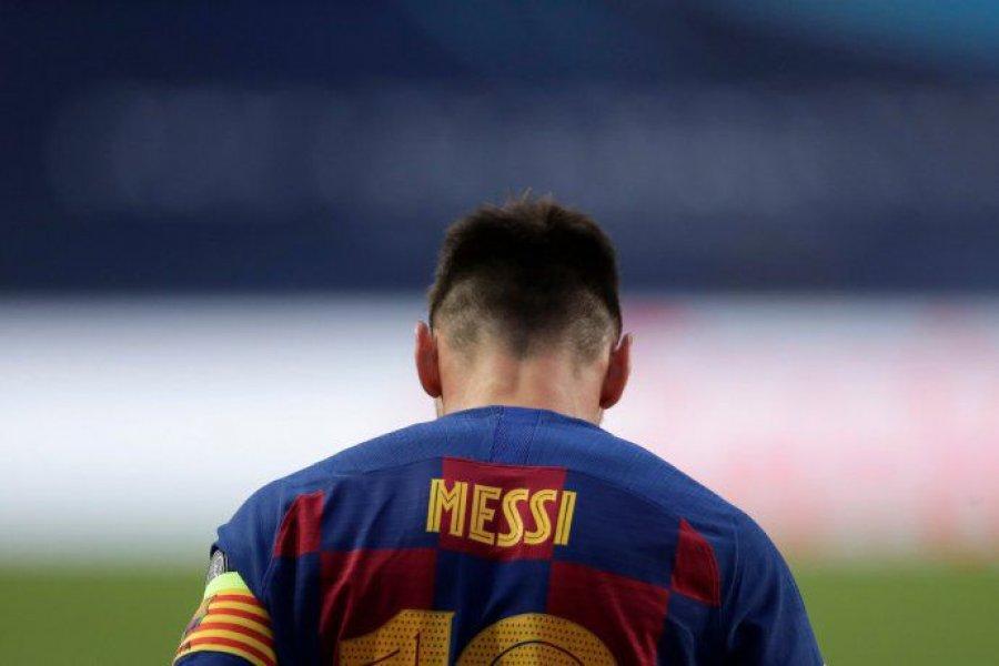 Messi queda libre del Barcelona: ¿Sigue o se va?