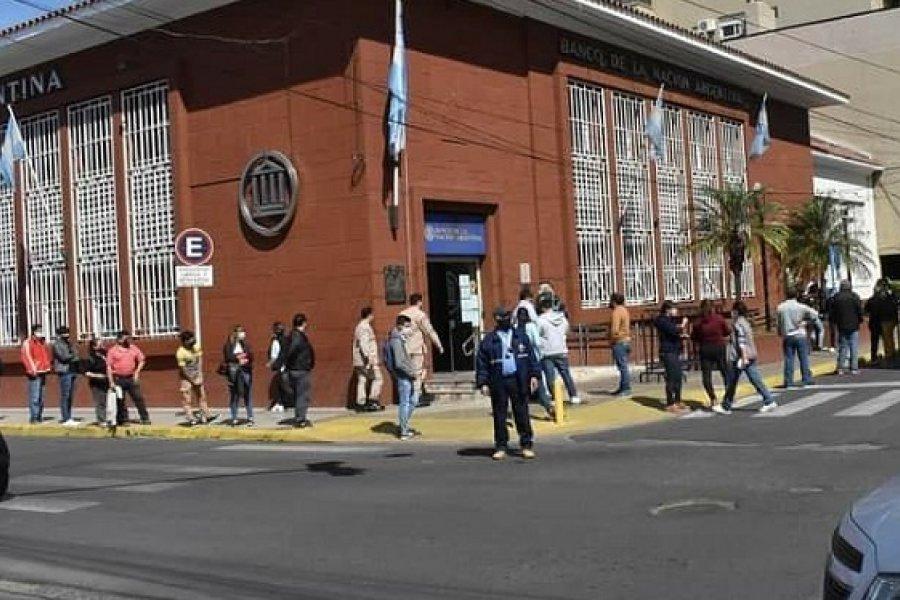 Banco Nación alerta sobre intento de fraude cibernético en todo el país
