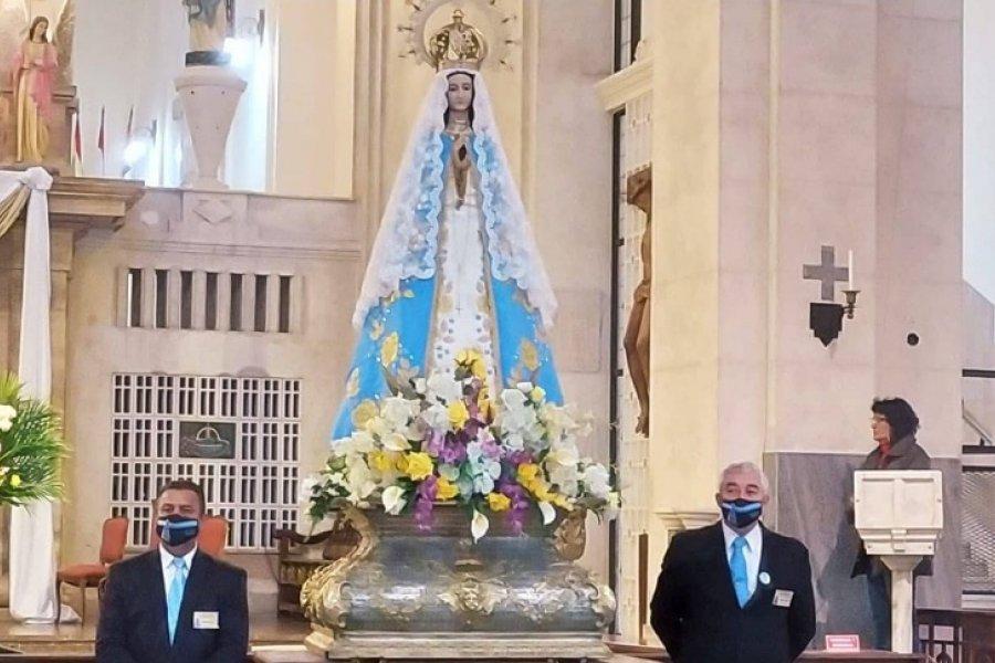 Se inician los festejos virtuales y presenciales por la Virgen en Itatí