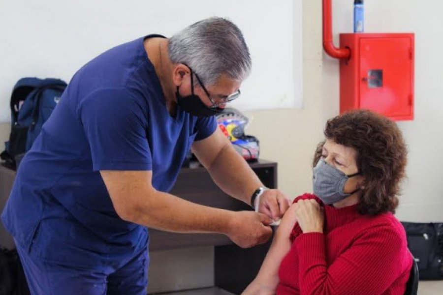 San Isidro: Una concejal radical pide al Gobernador envío de vacunas