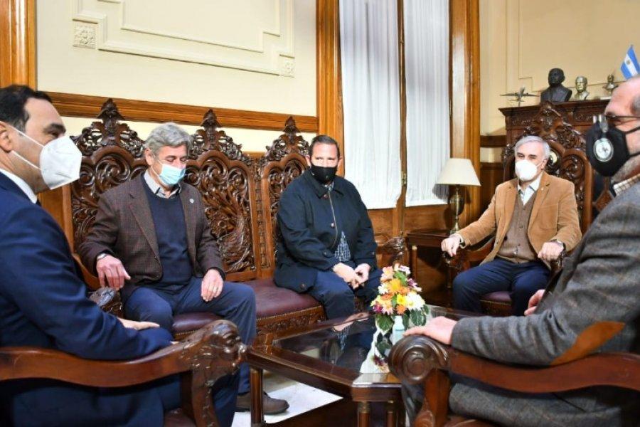 Corrientes: Valdés recibió a la Mesa de Enlace y ratificó su apoyo al campo