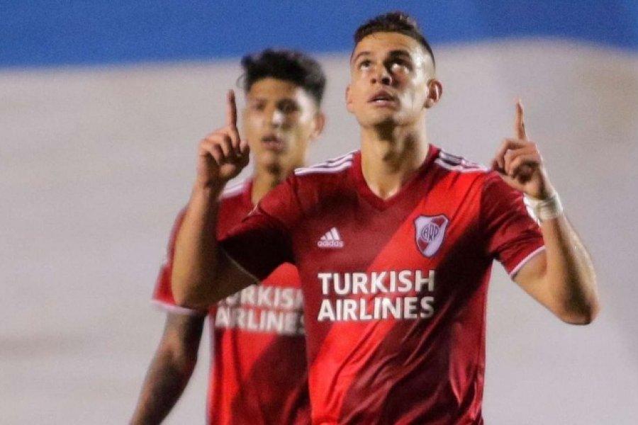 Rafael Santos Borré, casi afuera de River: seguiría su carrera en la Bundesliga