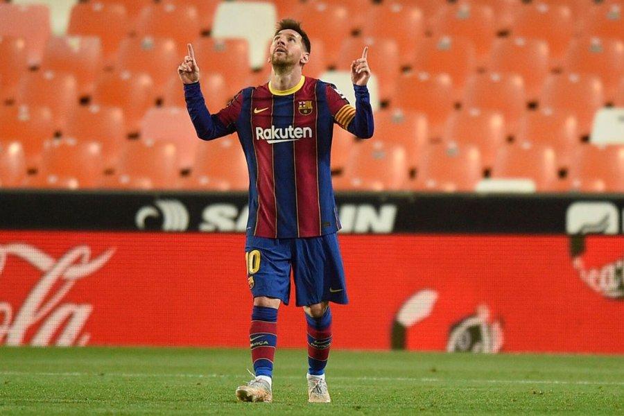 Lionel Messi quedó libre: terminó su contrato con Barcelona