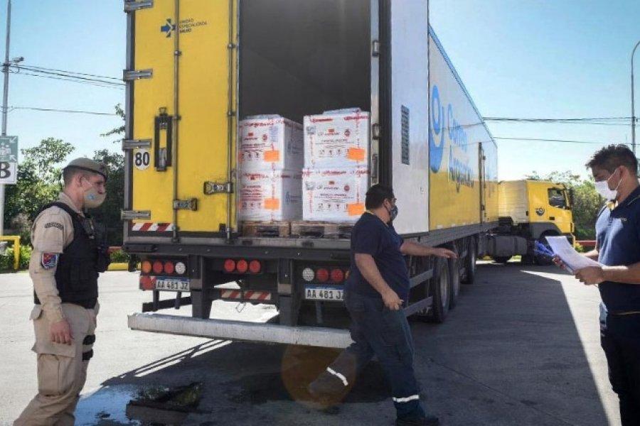 Se distribuyen más de 717 mil dosis de Sputnik V en todo el país