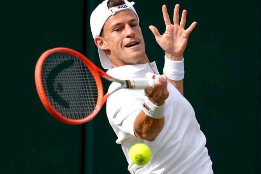 Schwartzman se prepara para jugar por la tercera ronda de Wimbledon
