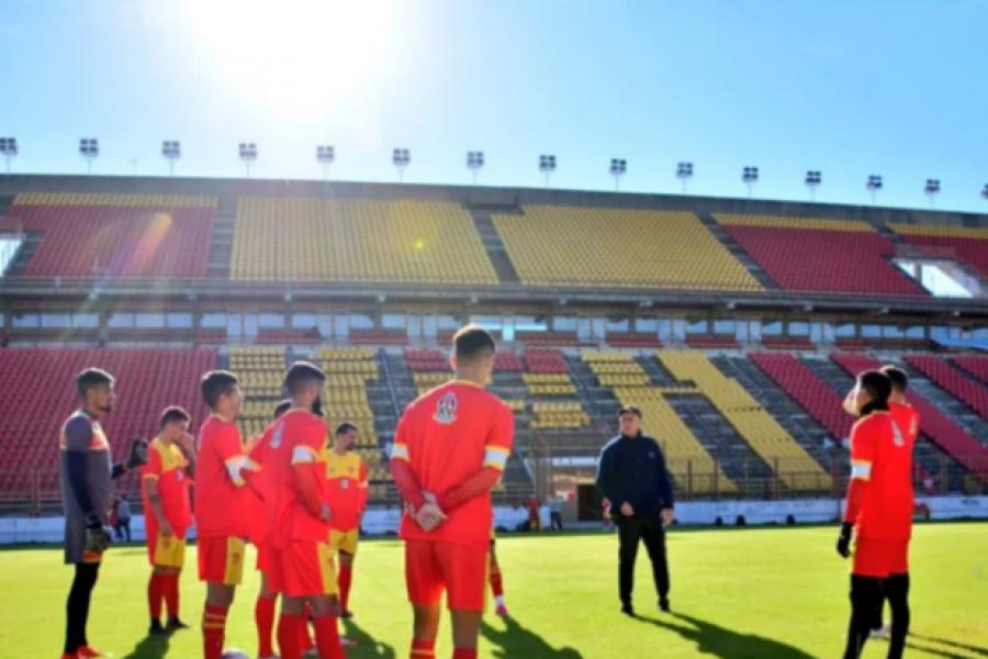 Boca Unidos cierra su preparación para el encuentro contra Sarmiento