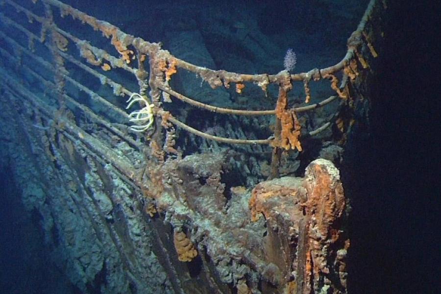 Una nueva expedición viajará a los restos del Titanic para comprobar su deterioro