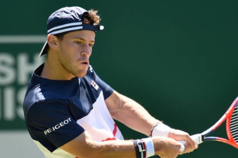 El Peque Schwartzman, en busca de los octavos de final en Wimbledon