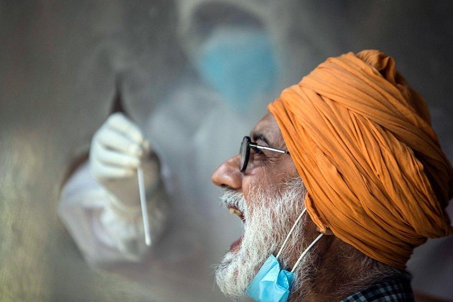 India superó los 400.000 muertos y la variante Delta se expande en el mundo