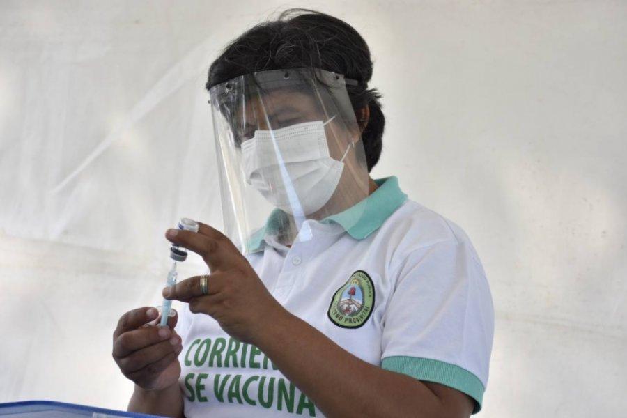 Otorgan nuevos turnos para vacunación contra el COVID en Corrientes