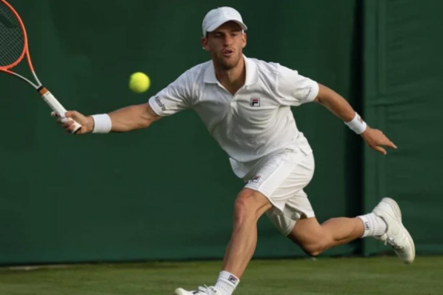 Schwartzman fue eliminado en Wimbledon