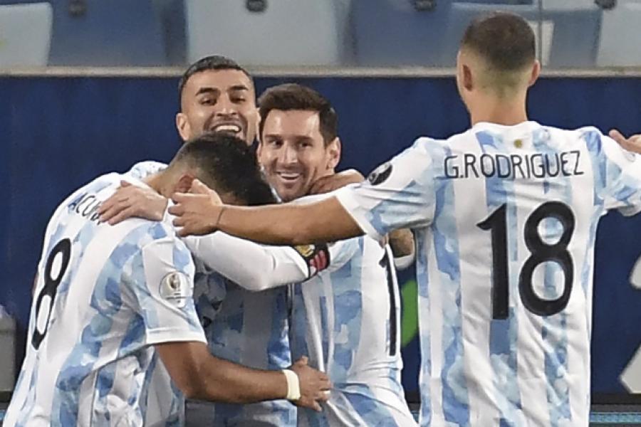 Argentina enfrenta a Ecuador en Goiania por un lugar en las semifinales