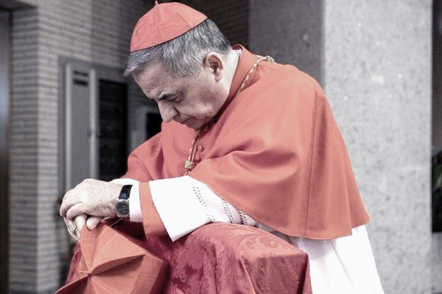 El Vaticano juzgará por peculado y abuso de poder al cardenal echado por desmanejos financieros