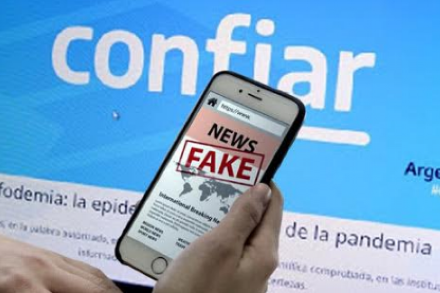 Covid-19: Advierten sobre las fake news relacionadas a las vacunas