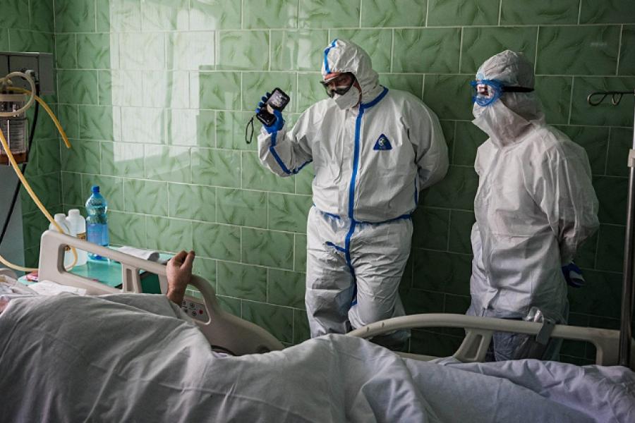 Rusia reporta un récord de muertes por quinto día consecutivo por la variante Delta