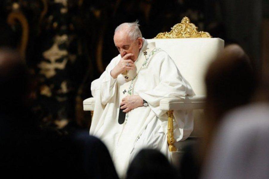 El papa Francisco se somete a una cirugía en el colon