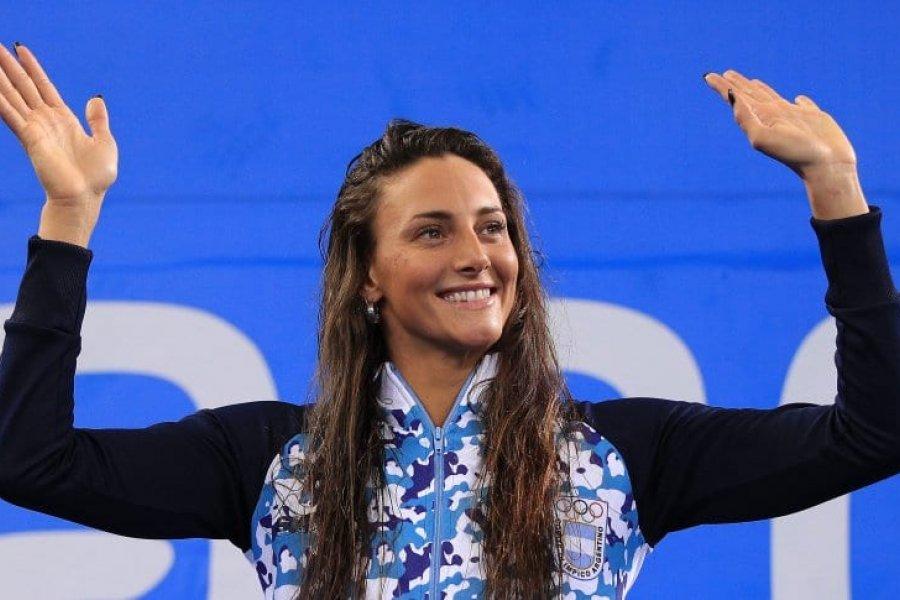 Virginia Bardach participará en los Juegos Olímpicos de Tokio 2020