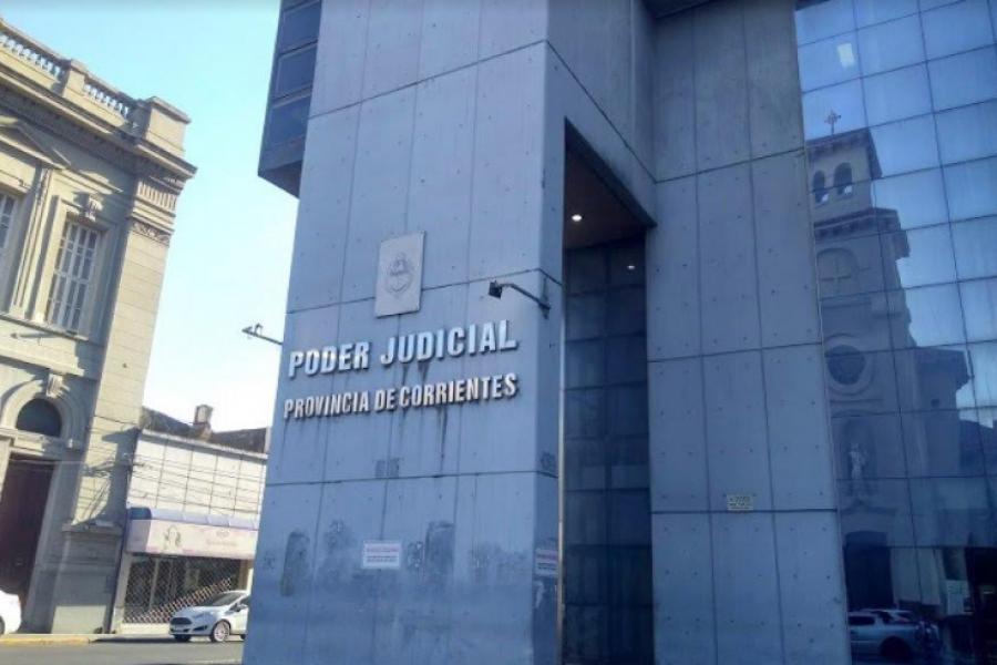 Trabajadores judiciales correntinos en asamblea por mejoras salariales