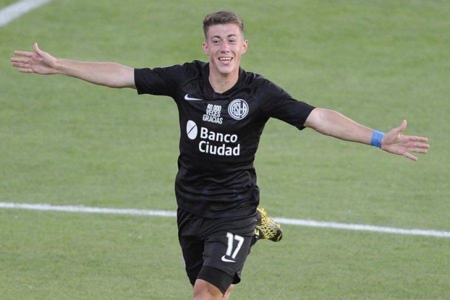 Mariano Peralta Bauer no renovó y se va de San Lorenzo