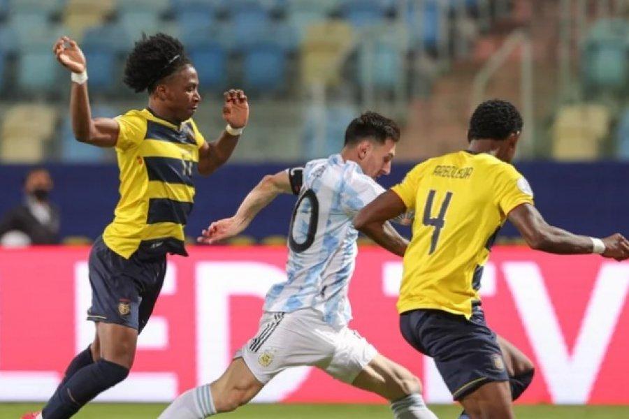 Argentina afronta un duro desafío para llegar a la final: se mide con Colombia