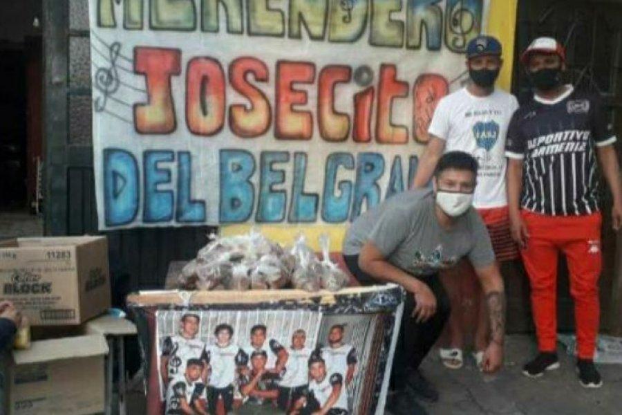 Abrieron un merendero en honor a Josecito del Belgrano