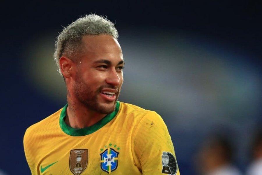 """Neymar, sin vueltas: """"Quiero una final contra la Selección Argentina"""""""