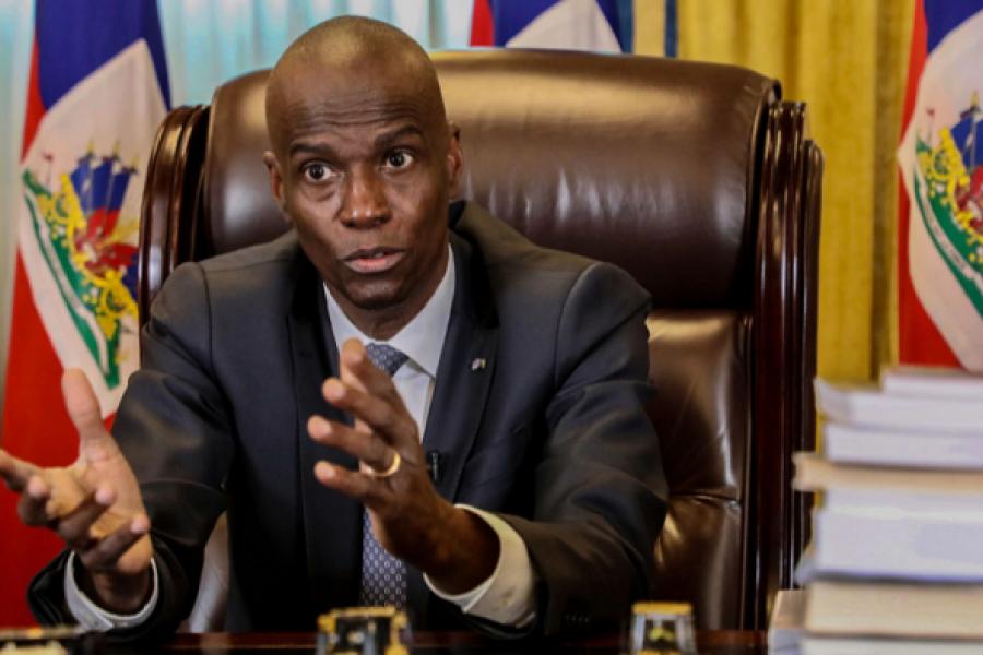 Asesinaron al presidente de Haití: Una banda lo atacó a balazos en su residencia