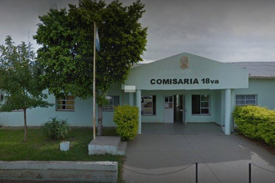 Hisopado en la Comisaría 18: Demorados con Covid positivo