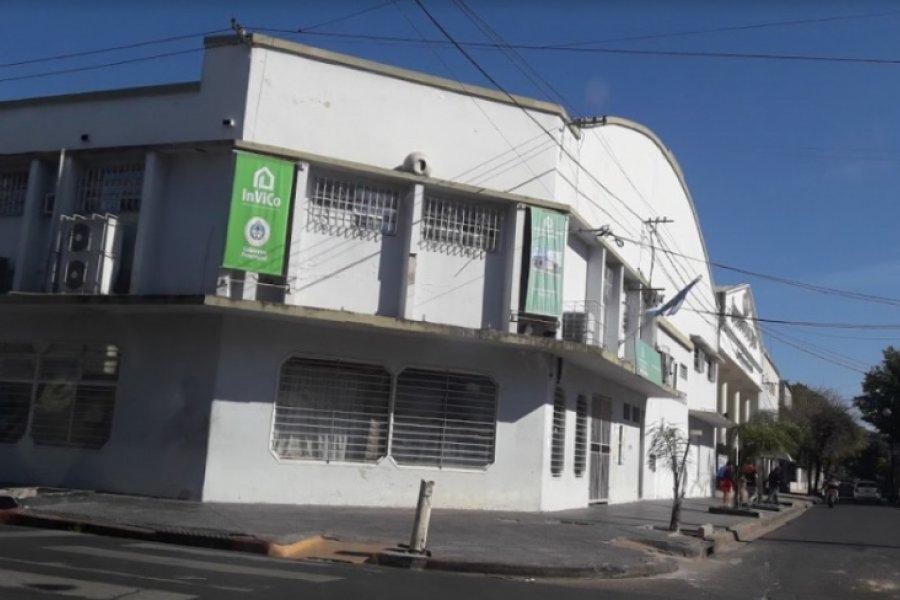 INVICO lejos de construir viviendas pidió fondo millonario para pavimento
