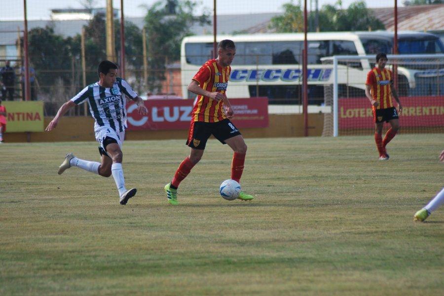 Boca Unidos empató de local frente a Sportivo Belgrano
