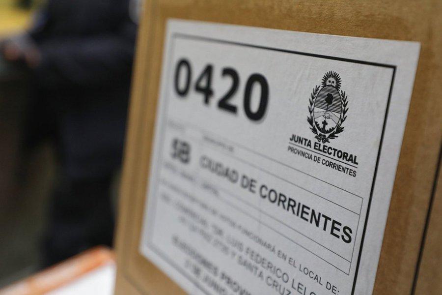 El Superior Tribunal rechazo el planteo del PJ y Corrientes votará el 29 de agosto