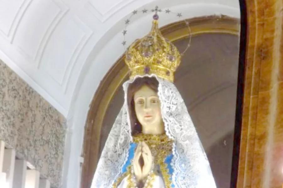 Alistan las celebraciones por la Virgen de Itatí en sus dos fechas