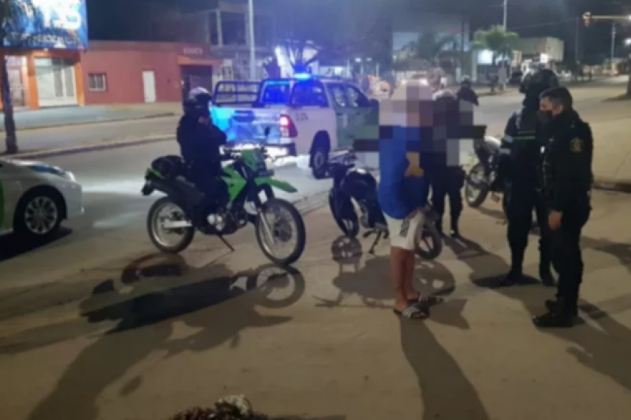Corrientes: Demoraron a 9 personas por incumplir las restricciones nocturnas