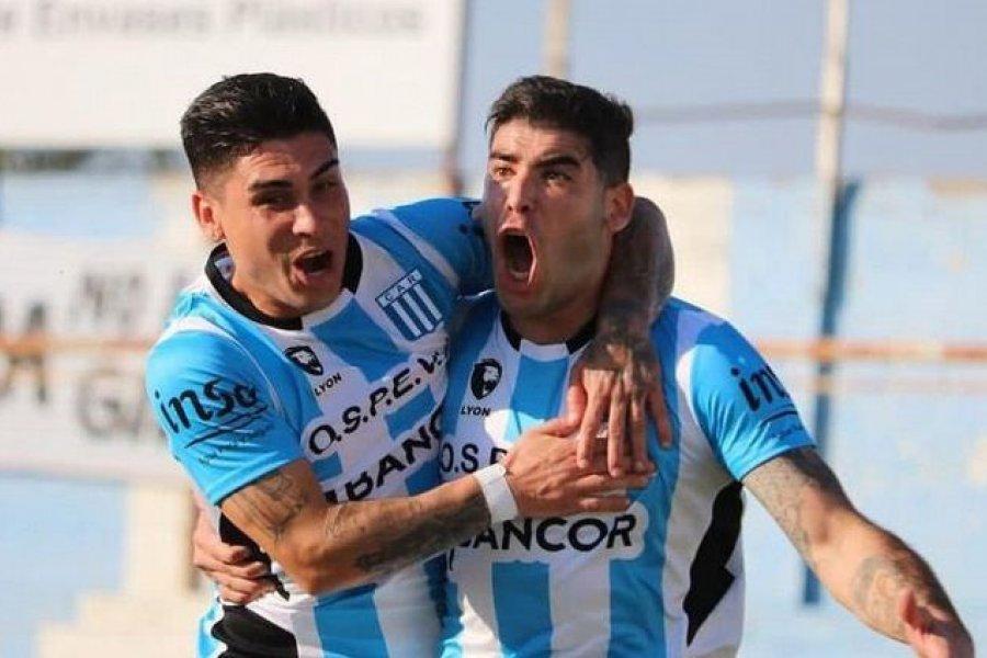 Racing de Córdoba ganó y se aleja en la punta