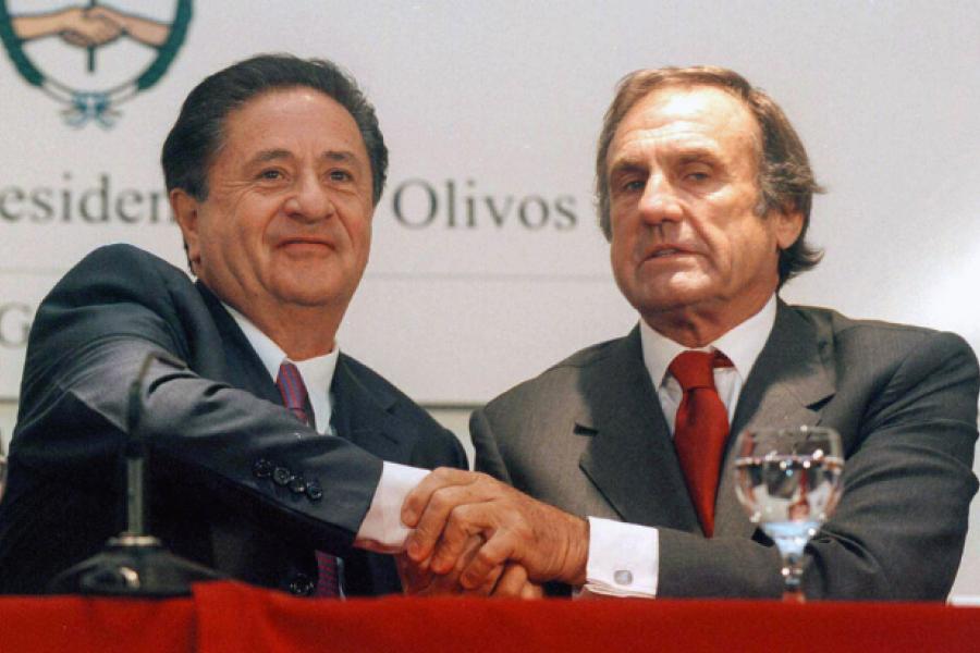 Carlos Reutemann, el presidente que no fue