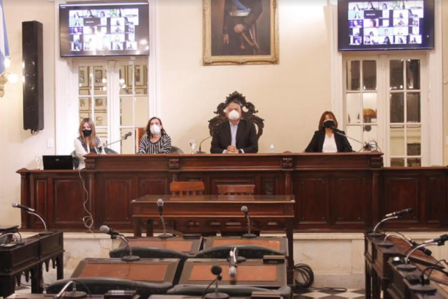 Programa de Capacitación en Liderazgo Parlamentario en la Cámara de Diputados