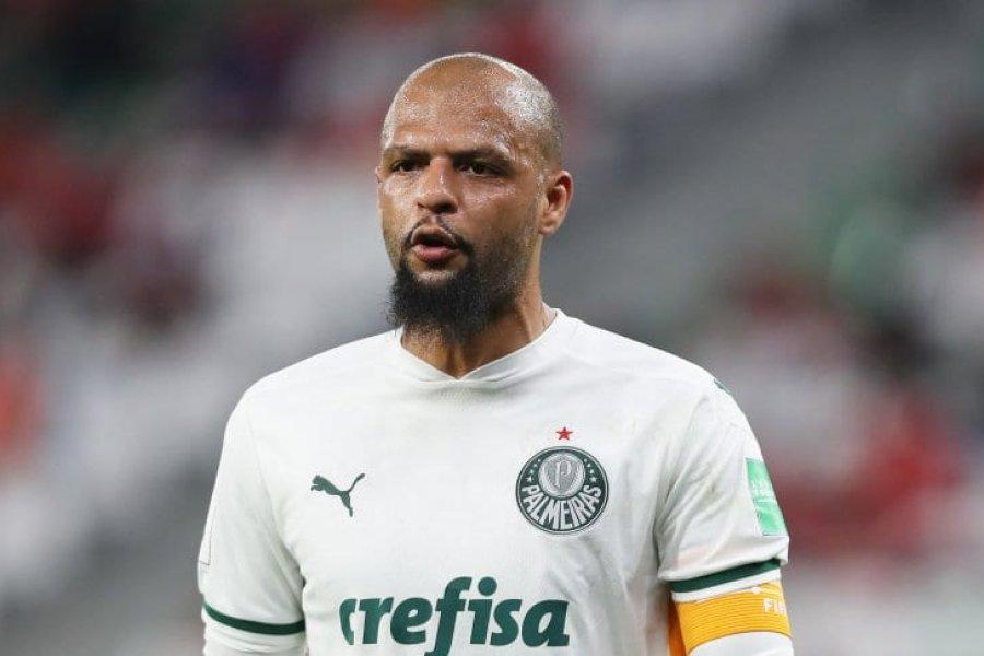 Felipe Melo no renovará en Palmeiras: ¿hará un intento Boca?