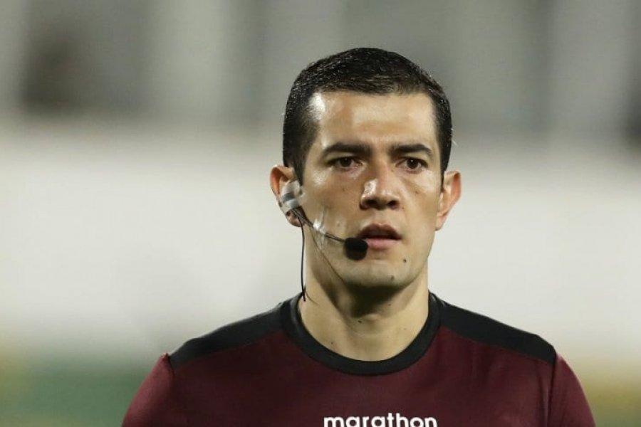 Los árbitros para los octavos de final de la Copa Libertadores 2021