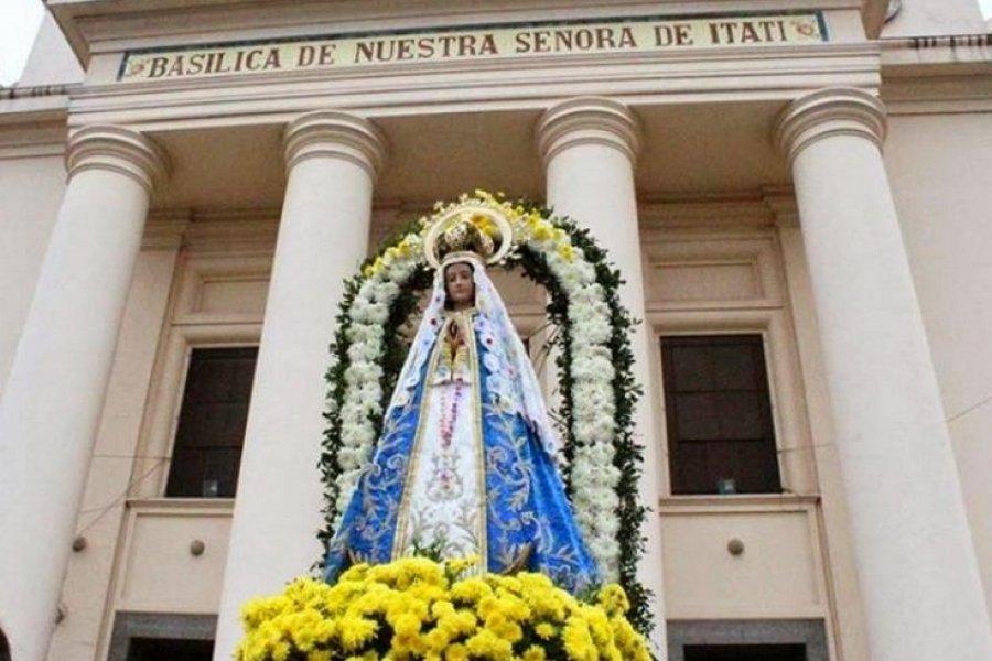 Patrona de Corrientes: Hoy se celebra el Día de la Virgen de Itatí