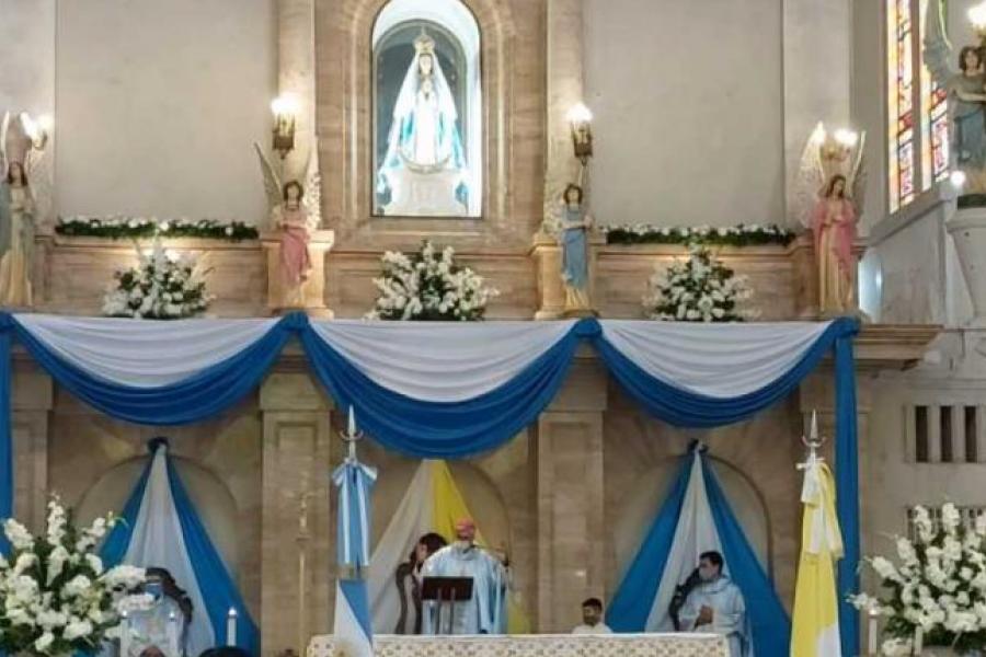 Monseñor Larregain: Hay que seguir construyendo la liberación integral de nuestro pueblo