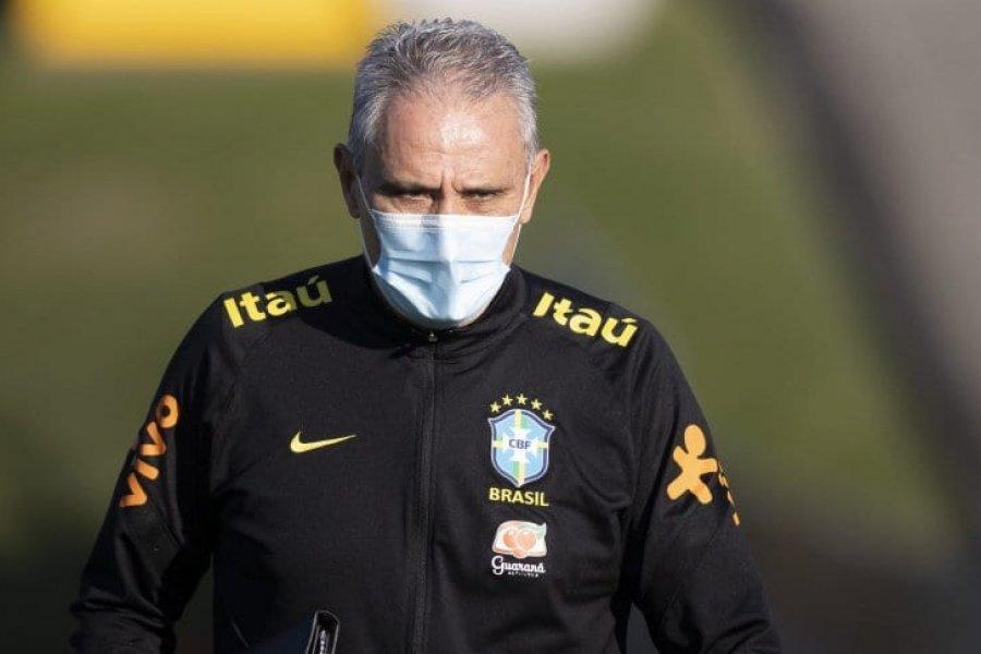 Tite negó un favoritismo de Brasil para la final de la Copa América