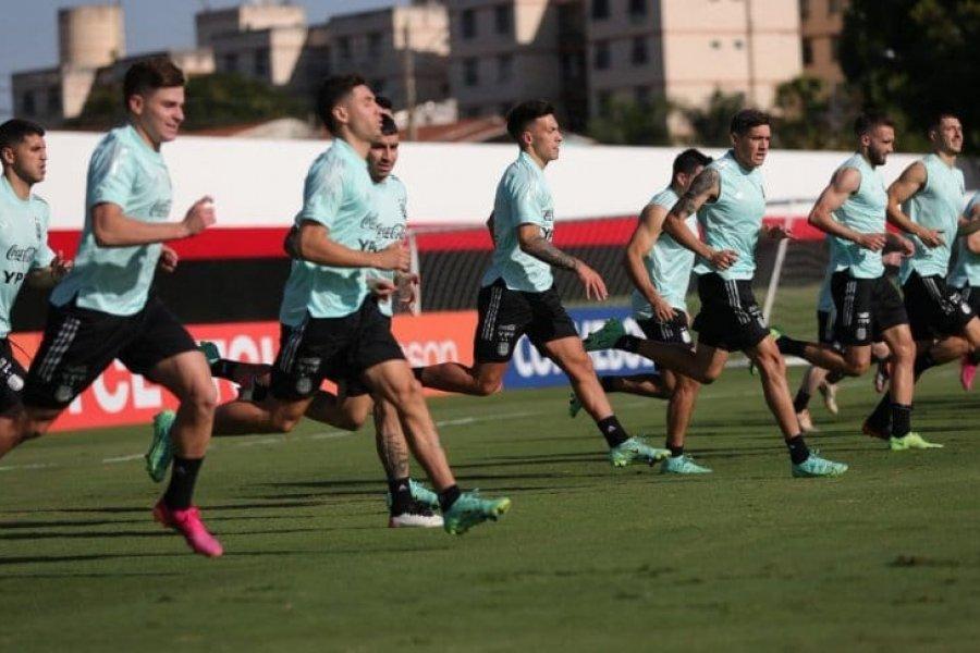 La Selección Argentina y varios interrogantes en el equipo para la final de la Copa América
