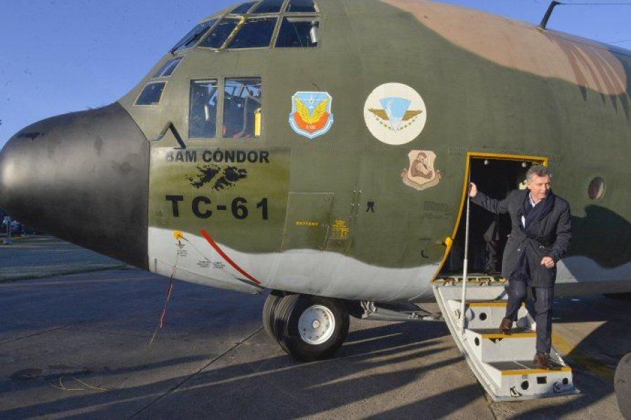 Defensa confirmó el envío de material bélico a Bolivia
