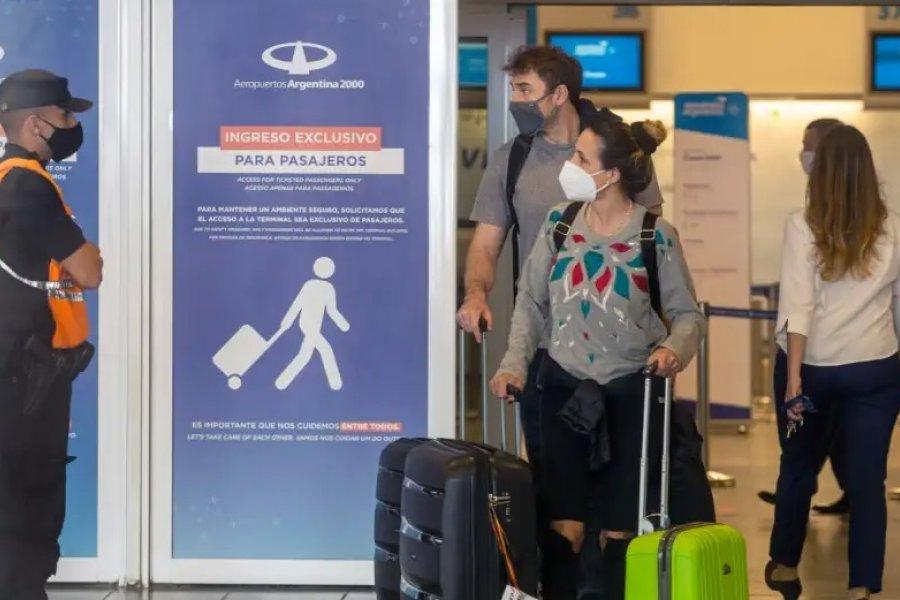 Fronteras: amplían el cupo de argentinos y residentes que podrán ingresar al país