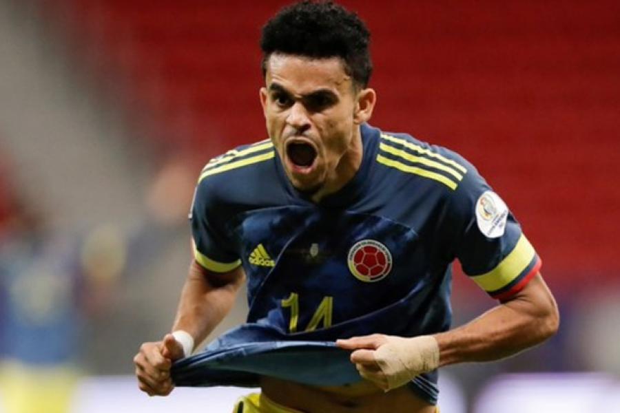 Colombia, con un golazo de Díaz, lo dio vuelta y se quedó con el tercer puesto